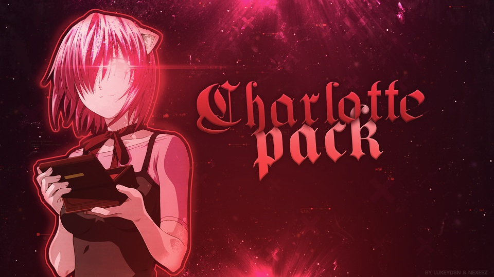 GFX Pack by Charlotte